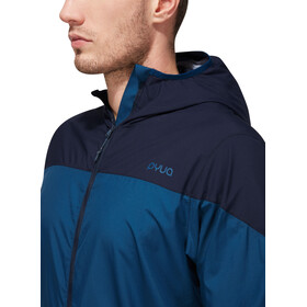 PYUA Plume-Y 2.0 S Lightweight Jacket Men navy/poseidon blue